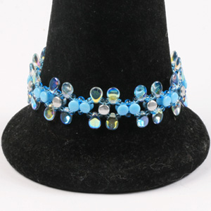 WS72-JAN1 NEW Crossweave Bracelet: Saturday 17 January 10 30 am - 12 30 pm