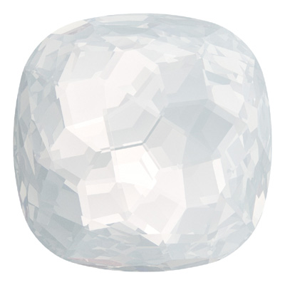 4483 14mm OPAL 234 - Swarovski fantasy cushion fancy stone - white opal