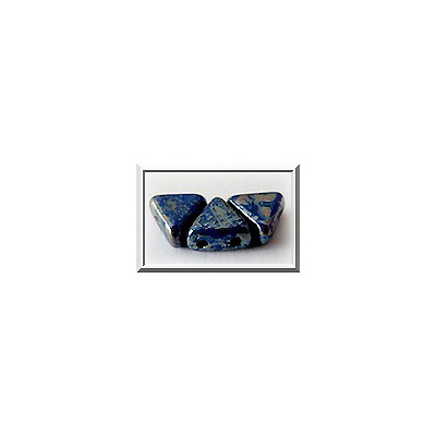 GBKPP-420 - Kheops Par Puca - opaque blue picasso