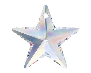 Category 6714 Swarovski Star Pendants