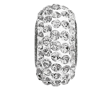 Category 81101 Swarovski BeCharmed Pave Beads Slim