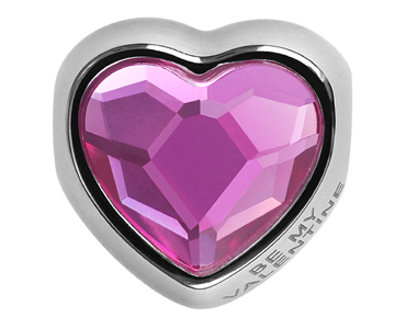 Category 82081 Swarovski BeCharmed Heart Beads Valentines Ed