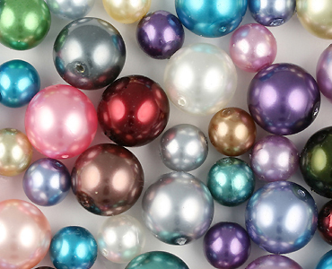 Category Czech Glass Round Pearls