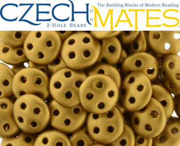 Category CzechMates Quadralentil Beads