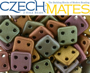 Category CzechMates Quadratile Beads