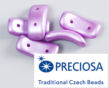 Category Czech Bow Beads from Preciosa