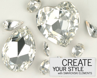 Category Swarovski  Crystal Fancy Stones & Settings - Other