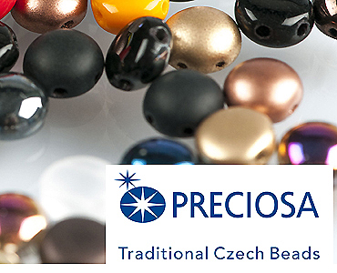 Category Czech Candy Beads from Preciosa - 12mm