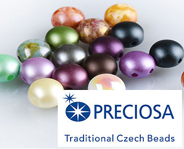 Category Czech Candy Beads from Preciosa - 6mm