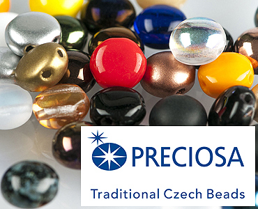 Category Czech Candy Beads from Preciosa - 8mm