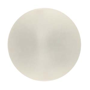 GB240F Std Cols round pressed frosted glass beads - standard colours