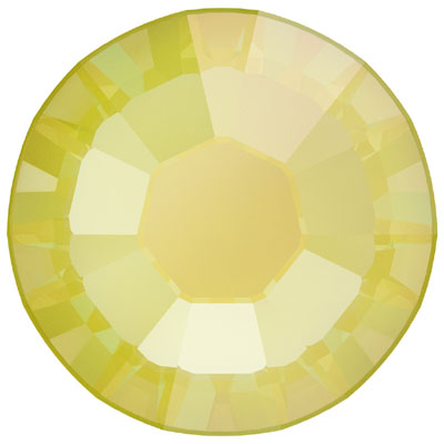 crystal electric yellow delite