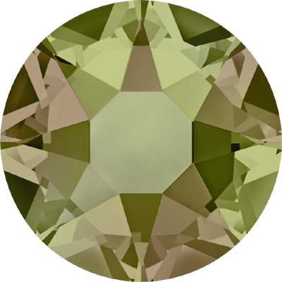 crystal luminious green