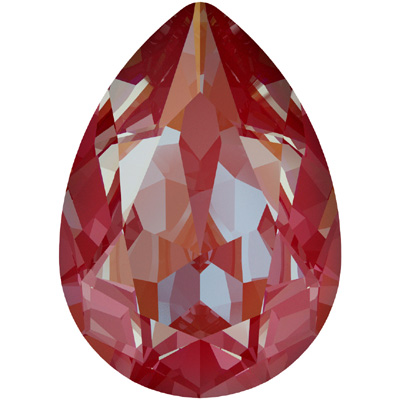 4320 14x10mm CELD - Swarovski pear fancy stone - crystal lacquer pro delite effects