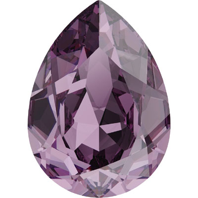 4320 14x10mm PLAIN - Swarovski pear fancy stone - Plain Colours