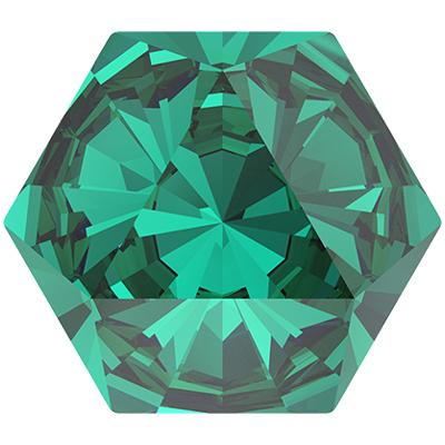 ce317080372 4699 9.4x10.8mm PLAIN Swarovski kaleidoscope hexagon fancy stone ...