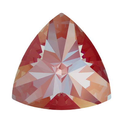 4799 20x20.4mm CELD - Swarovski kaleidoscope triangle fancy stone - crystal lacquer pro delite effects