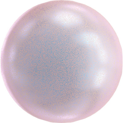 crystal iridescent dreamy rose pearl