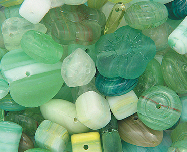 Super Category Czech Glass Beads - Mixes